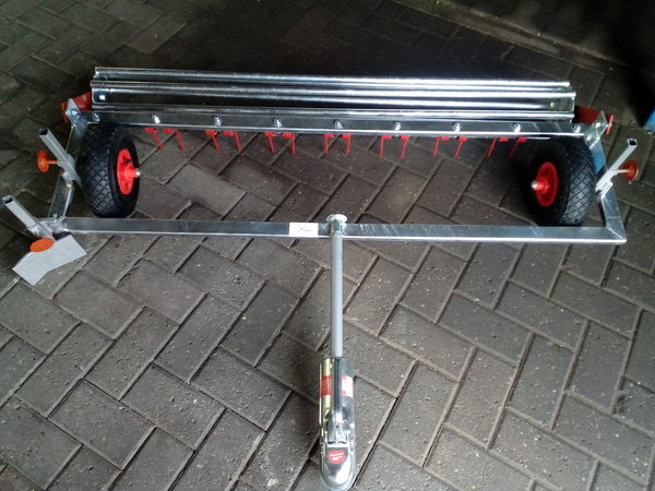 Kalio1400 (roller bar with ball bearings included)